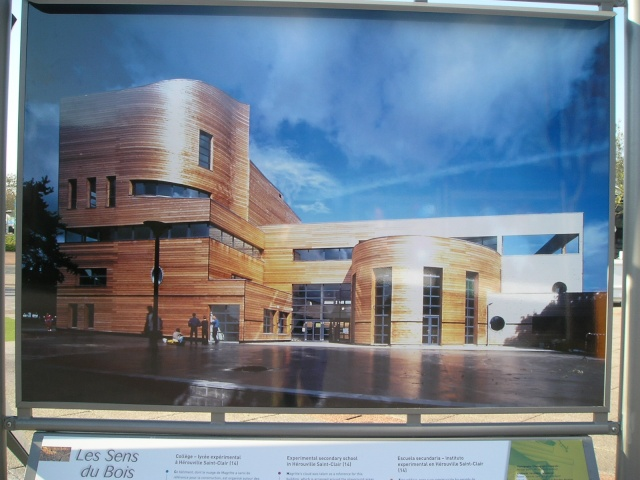 """Expo """"Les sens du bois"""" - 2008 P2113119"""