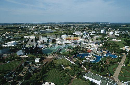 Vues aériennes du Parc Yabfut11