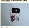 Bouchon de radiateur Pieces10