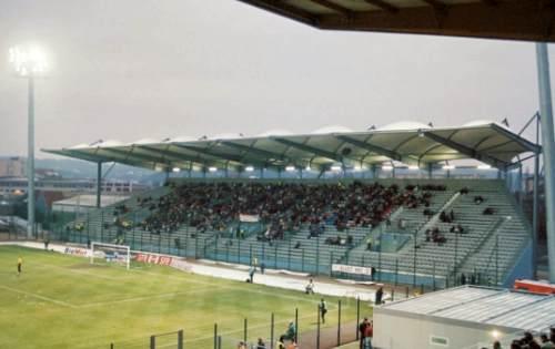 [CFA] RC Besançon / FC Mulhouse le 20/02/2009 Besanc10