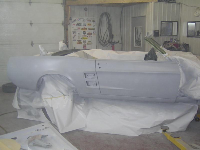 Ma Mustang 1967, 200ci Garage12