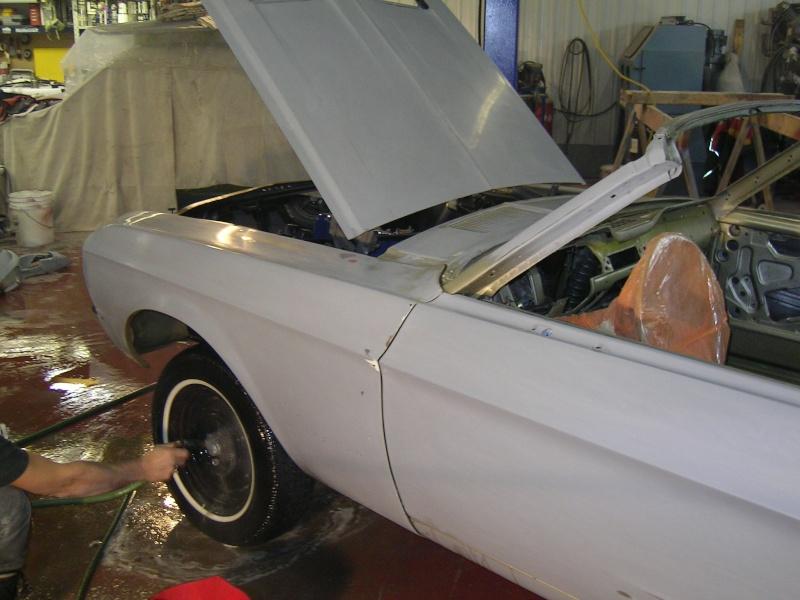 Ma Mustang 1967, 200ci Garage14