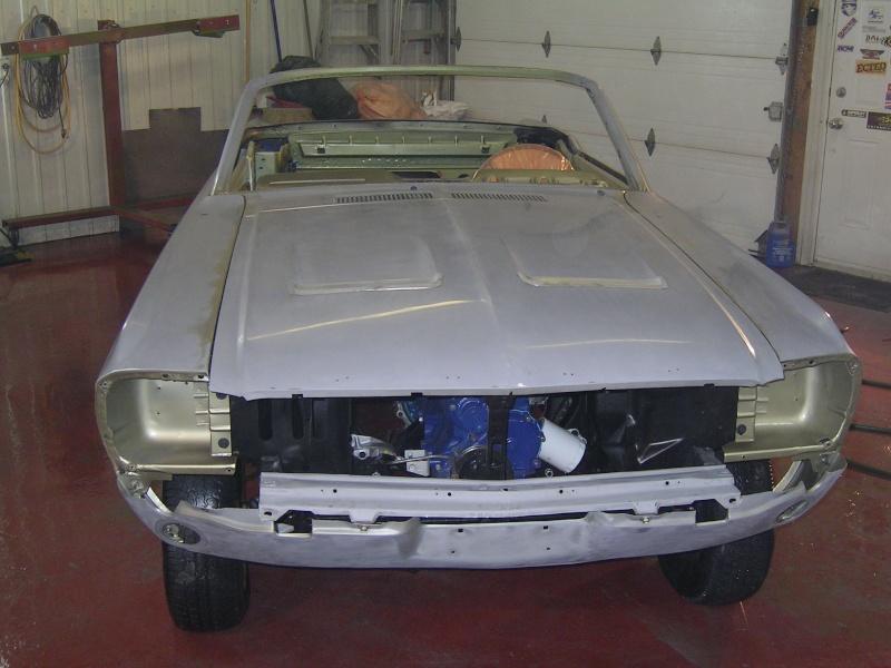 Ma Mustang 1967, 200ci Garage15