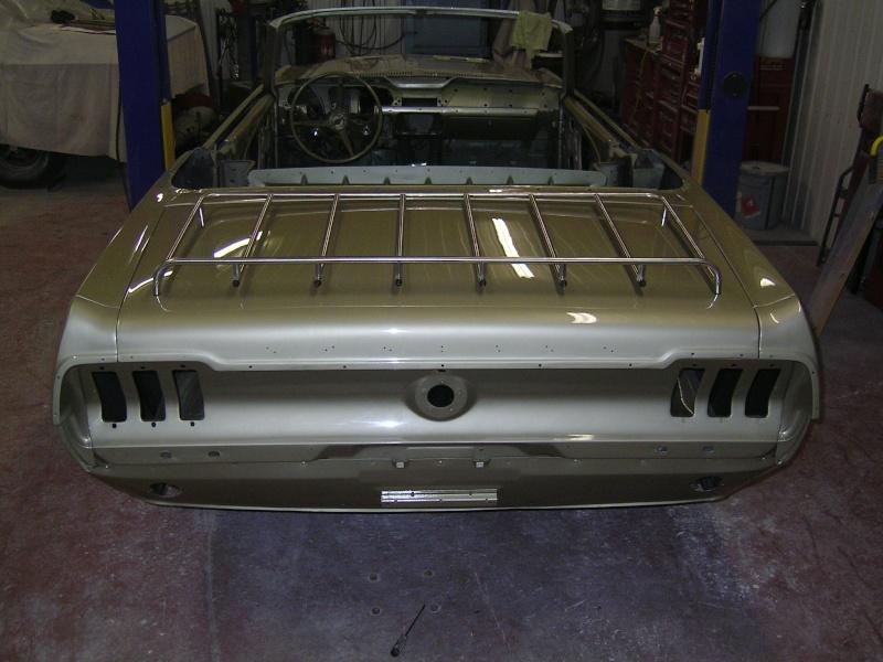 Ma Mustang 1967, 200ci Garage22