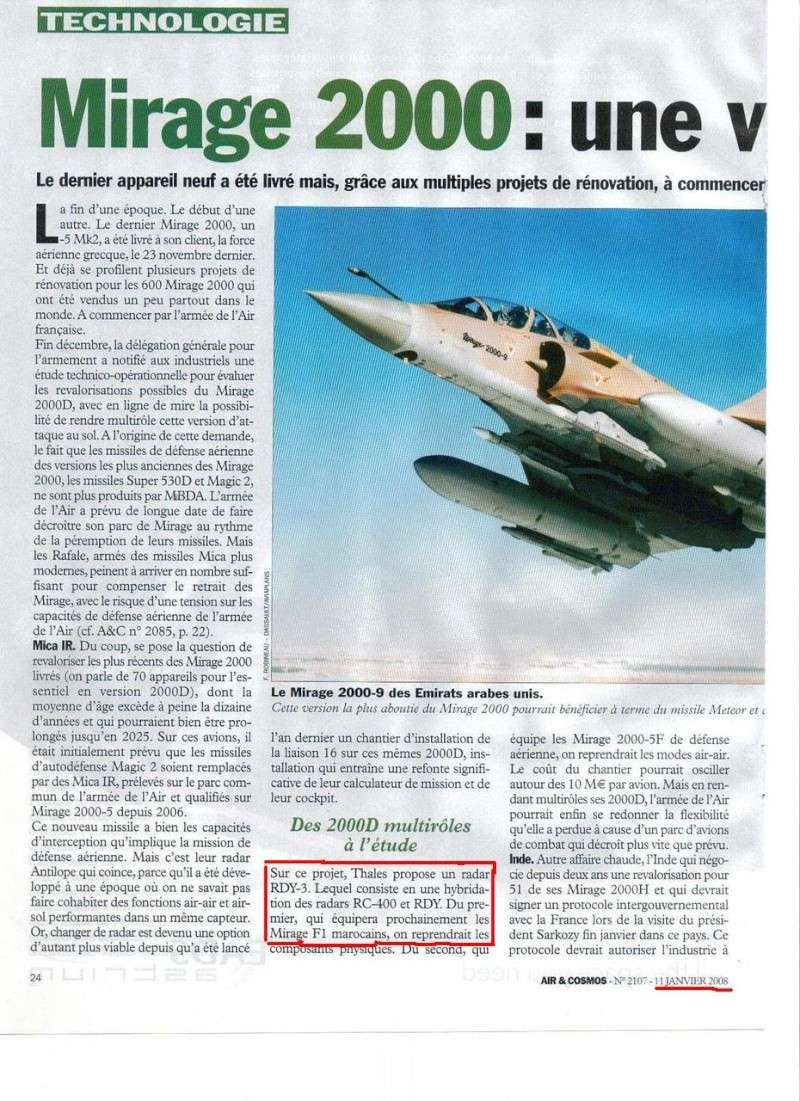 Vos questions sur les Mirage 2000 toutes versions - Page 2 Photo310