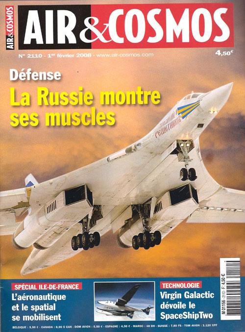 """Revues : """"Air et cosmos"""" numéro 2110 Air_et11"""