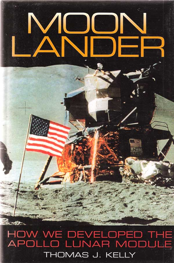 "Livres : ""Moon lander"" de Thomas J. Kelly Moon_l10"