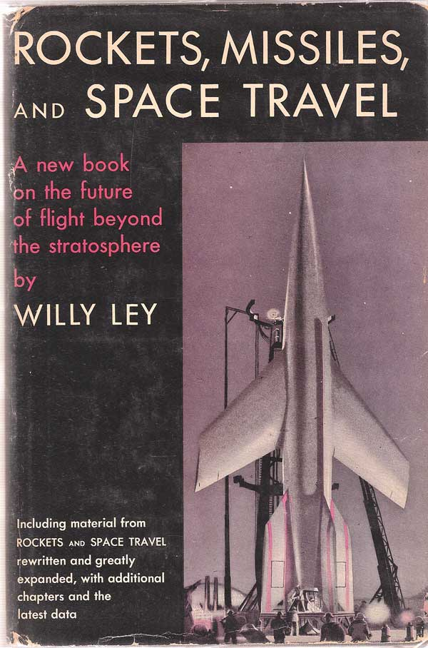 """Livres : """"Rockets, missiles and space travel"""" Rockt_10"""