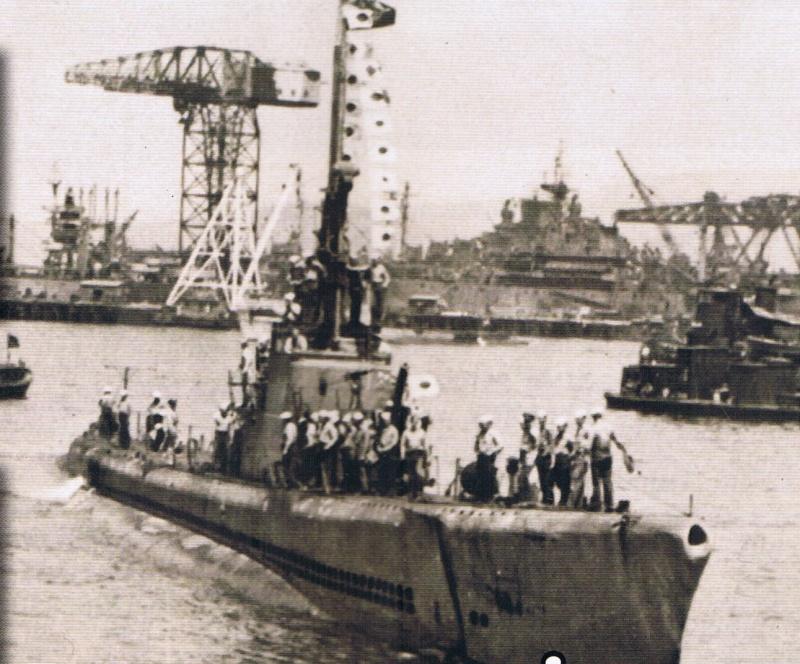 Un quizz sous-marin facile. Sma10