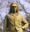 Statue D. Livingstone Victoria Falls, Zimbabwe (défi trouvé) Persox10