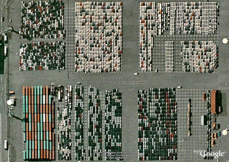 Parking à voitures à Tokyo - Japon [C'est quoi ?] Kawa10