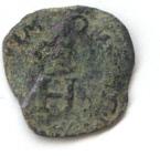 Liard de Enrique III de Francia Rara212