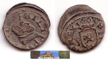 2 Mrs. de Felipe IV  (Sevilla, 1662 d.C) ¿falsa? Felipi10