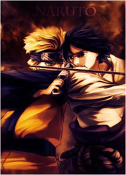 RR : ROYAL RUMBLE MATCH Naruto10