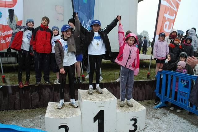 Finale provinciale cross scolaire à Libin le 30/01/08 Finale27