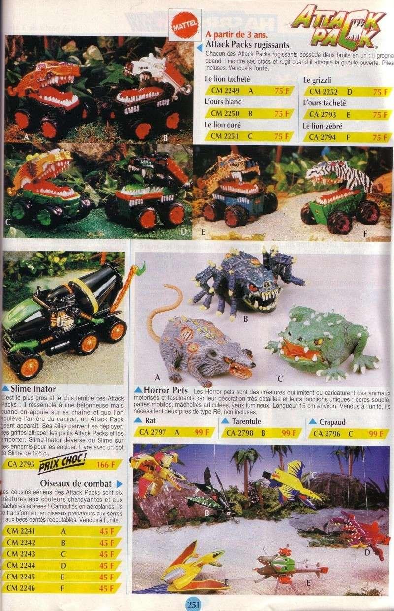 Attack Pack - Hotwheels - 1993 Attack10