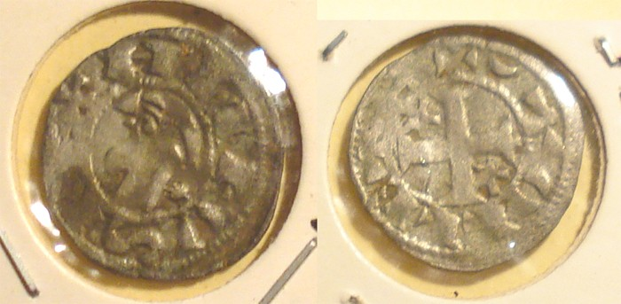 Dineros Pepiones de Alfonso VIII (1157-1256) A110