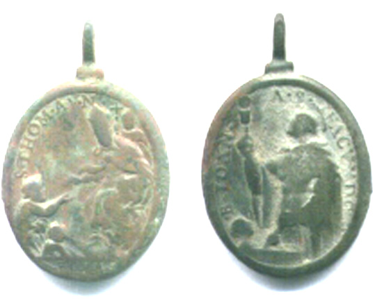 Sto. Tomás de Villanueva / S. Juan de Sahagún - s. XVIII Agusti10
