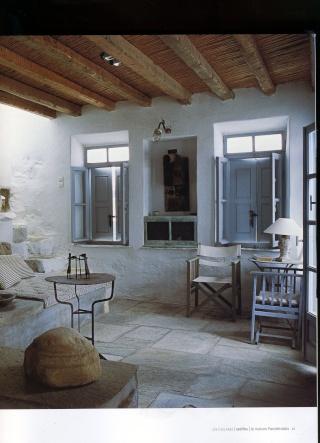 Notre Maison à Naxos  Pc04210