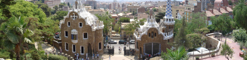 Barcelone (Espagne) -guell10