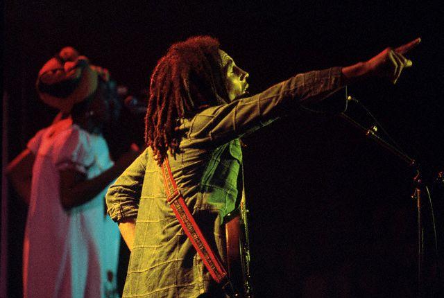 Bob Marley 7610