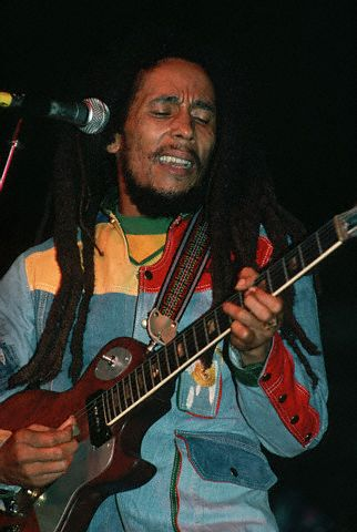 Bob Marley 8010