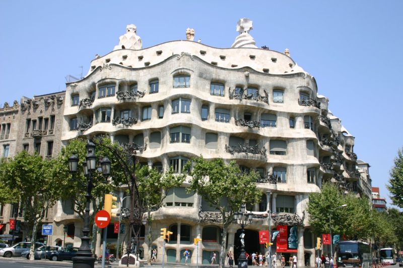 Barcelone (Espagne) Casa_m10