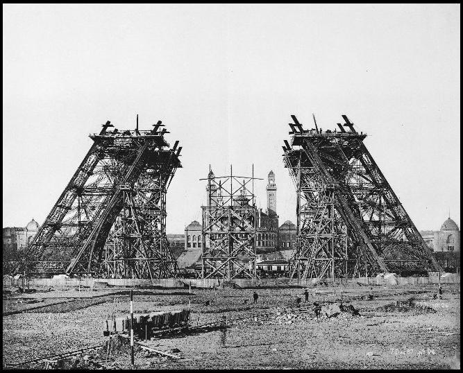 La tour Eiffel Constr11