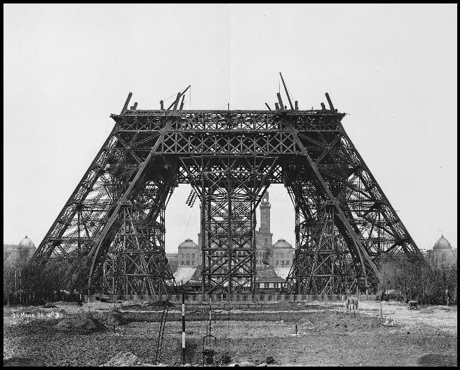 La tour Eiffel Constr12
