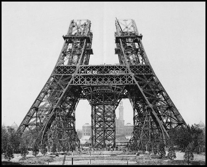 La tour Eiffel Constr13