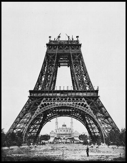 La tour Eiffel Constr14
