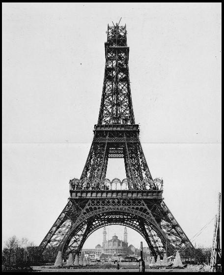 La tour Eiffel Constr15
