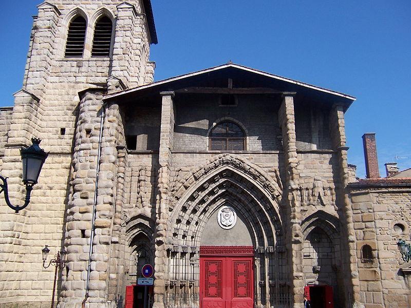 Saint-Étienne (42) Eglise11