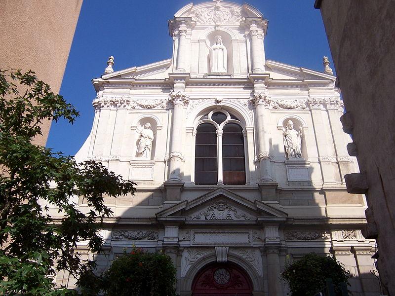Saint-Étienne (42) Eglise12