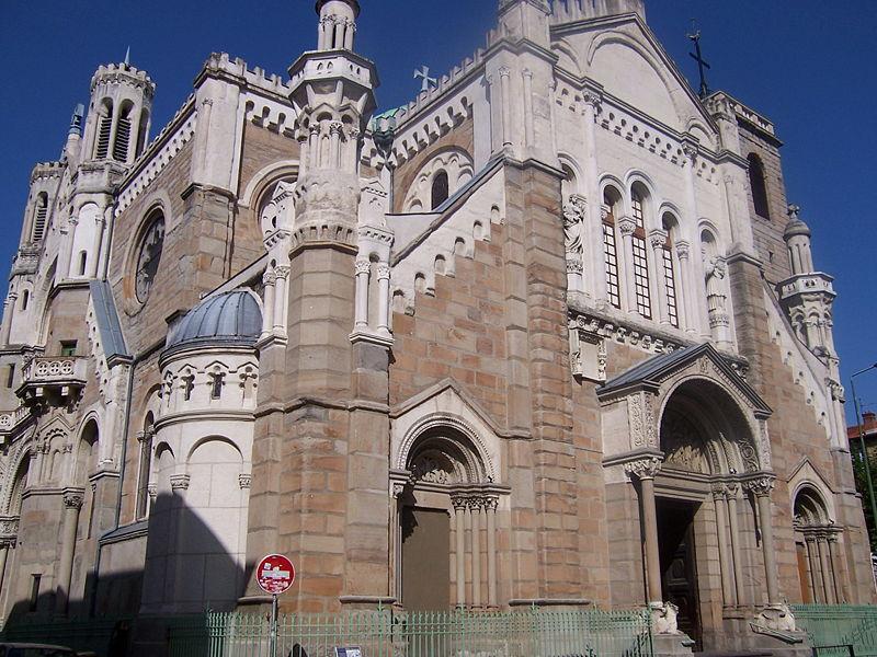 Saint-Étienne (42) Eglise13