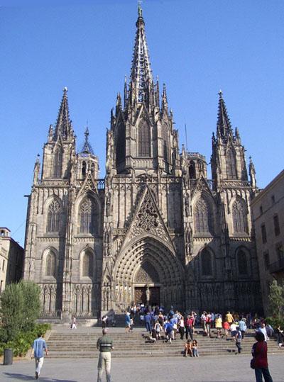 Barcelone (Espagne) Sta-eu10