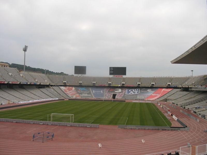 Barcelone (Espagne) Stade_11