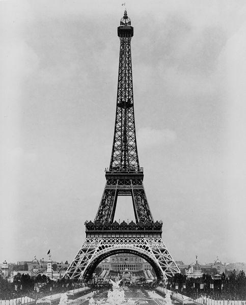 La tour Eiffel Tour_e10
