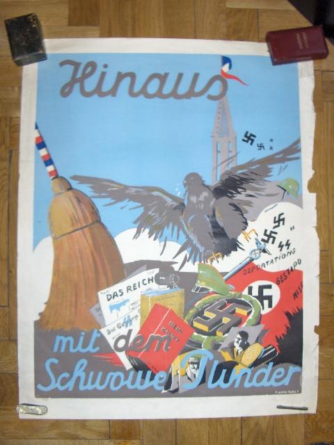 Mon ancien them: Alsace 1940/44 et coiffures politiques. Hpim5610
