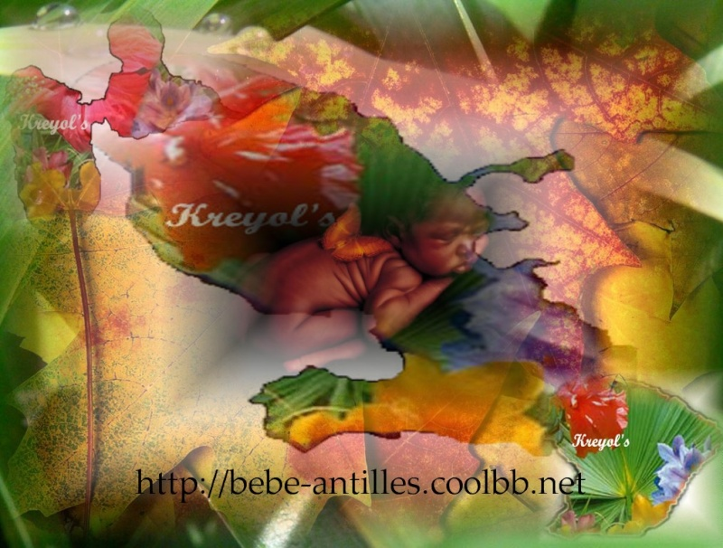 Bébé- Antilles