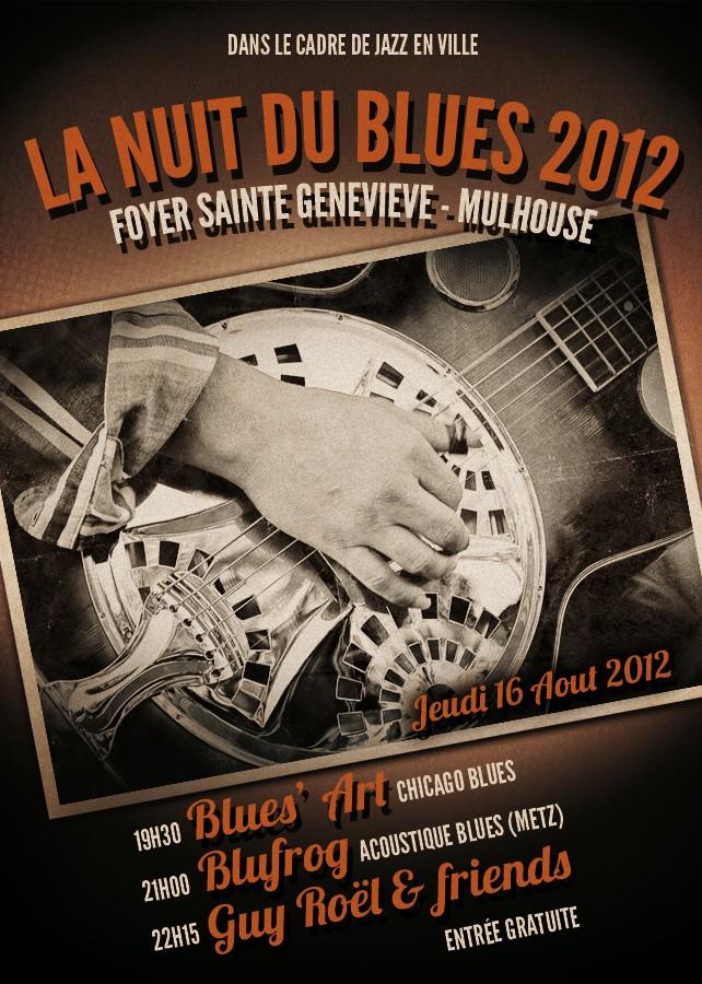 3ème Nuit du Blues à Mulhouse Fly-pr10