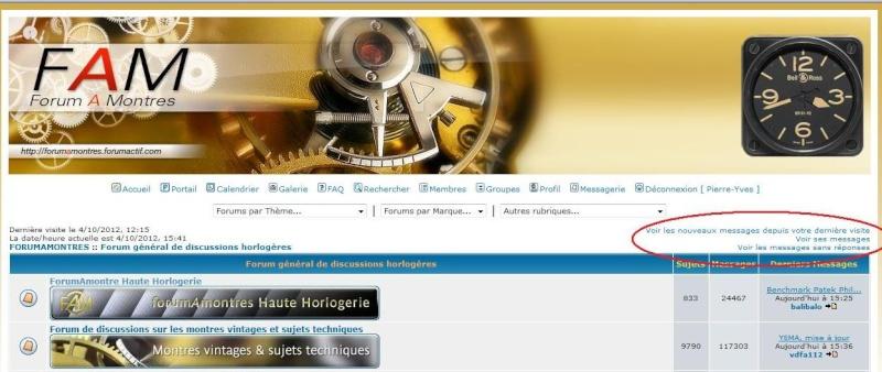Info Forumamontres / Bien utiliser les fonctionnalités du forum/ Désinscription Nvxmes14