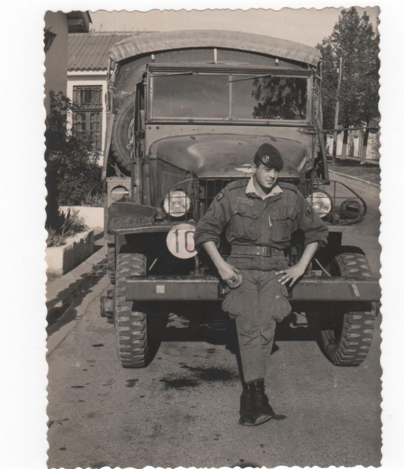Danièl Baëtz section ENTAC Compagnie d'Appui du 1er RCP -  en 1967 Entac_10