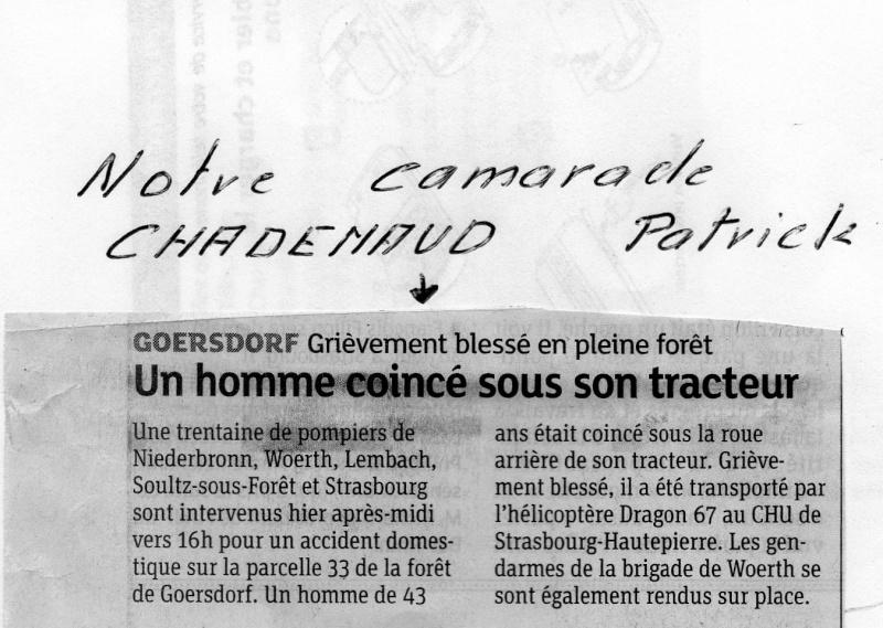 Décès de notre camarade Chadenaud Patrick gièvement blessé en pleine forêt Img30710