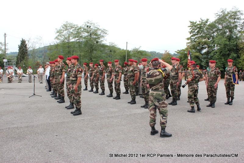 Le 1er RCP à Pamiers célèbre la St MICHEL 21 et 22 septembre 2012 Img_4412
