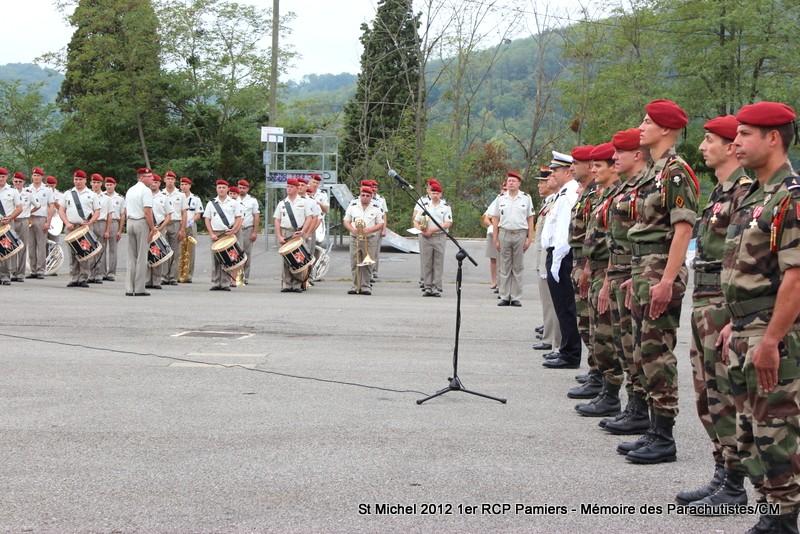 Le 1er RCP à Pamiers célèbre la St MICHEL 21 et 22 septembre 2012 Img_4413