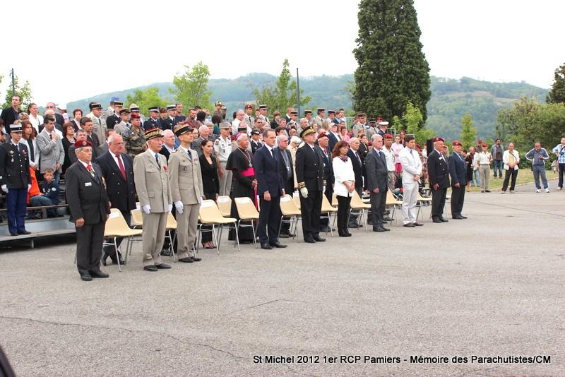 Le 1er RCP à Pamiers célèbre la St MICHEL 21 et 22 septembre 2012 Img_4414