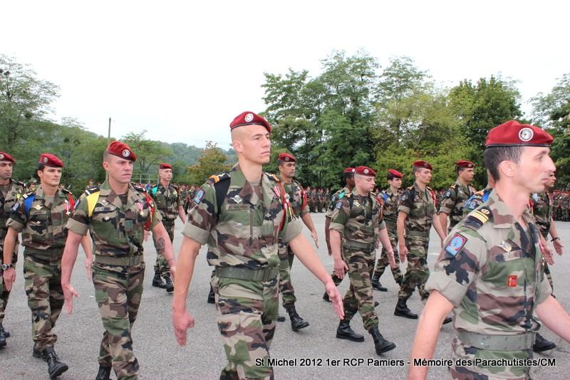 Le 1er RCP à Pamiers célèbre la St MICHEL 21 et 22 septembre 2012 Img_4416