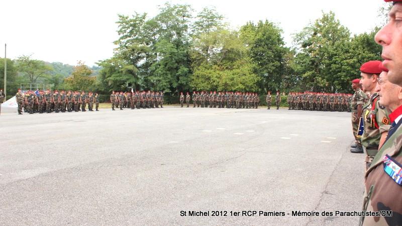 Le 1er RCP à Pamiers célèbre la St MICHEL 21 et 22 septembre 2012 Img_4417