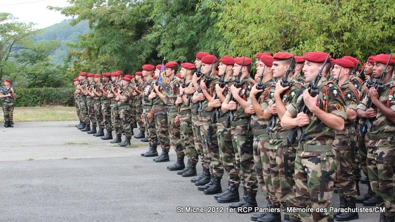 Le 1er RCP à Pamiers célèbre la St MICHEL 21 et 22 septembre 2012 Img_4418